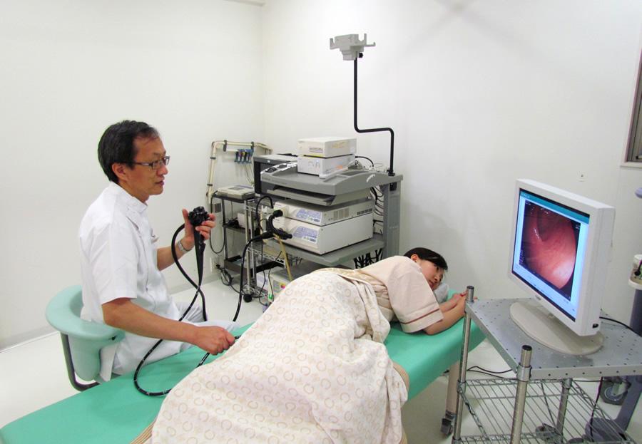大腸内視鏡(Colonoscopy)